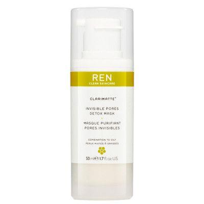 REN Invisible Pores Detox Mask (50 ml)