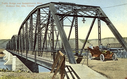 Finlay Bridge ca. 1912