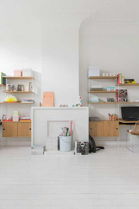 An inside look into a Scandinavian house in the center of Ghent 7