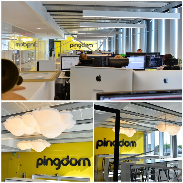 The next-generation of cloud services has arrived in the Pingdom HQ.