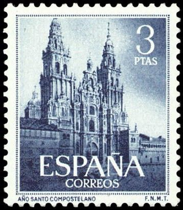 Catedral de Santiago - Año Santo Compostelano