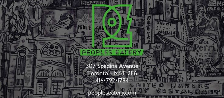 PEOPLES EATERY | an eatery for the people