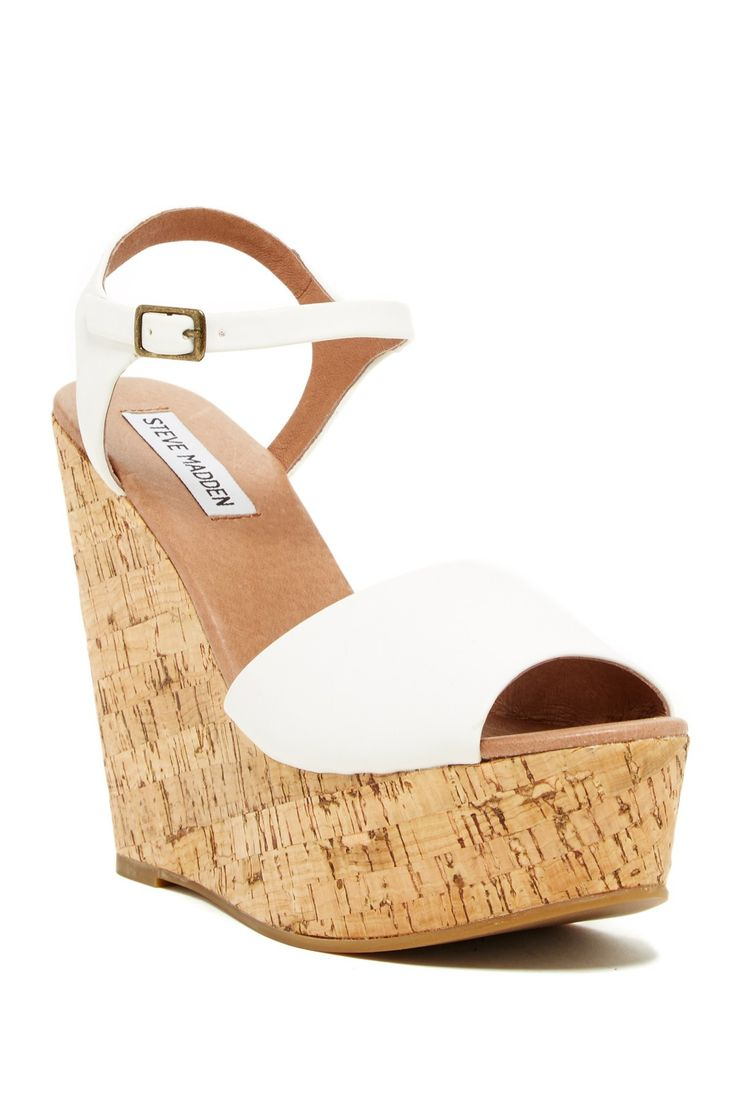 Korkey Platform Wedge Sandal