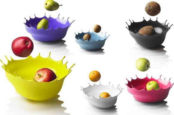 Suh-weet fruit bowls!