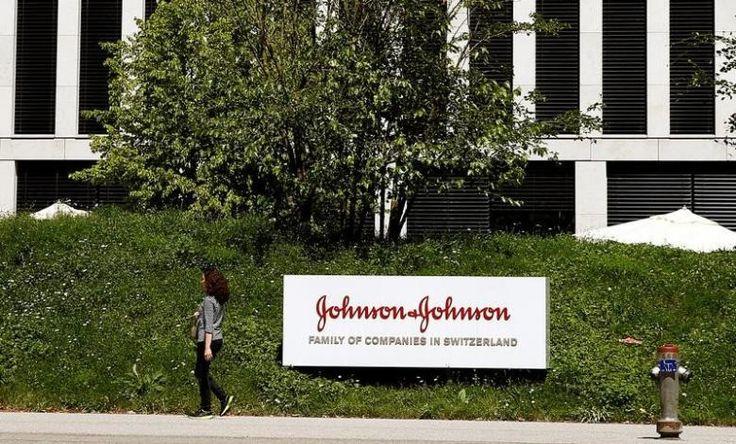12/1/16 Johnson & Johnson hit with over $1 billion verdict on hip implants