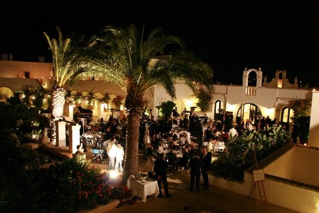Wedding dinner - Borgobianco Resort & Spa - Polignano a Mare - Bari - Puglia - Italy - www ...