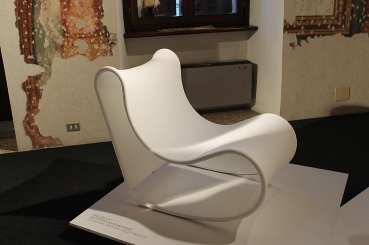 Area Declic all'Italian Workshop Design 2012 mod. California design Mino Bressan.