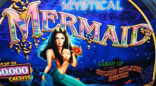 Mystical mermaid slot machine online