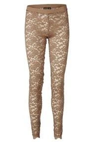 Rosemunde - Leggings - Blonde - Dark Sand