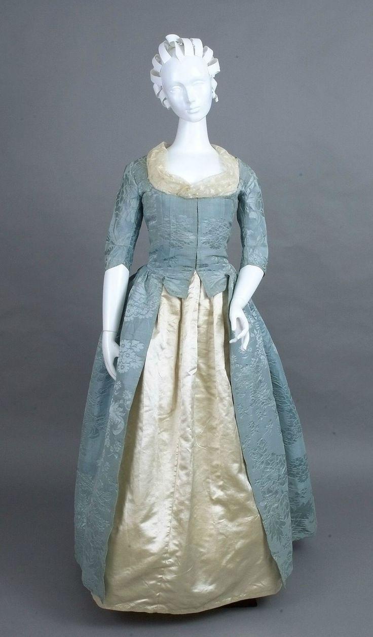 17 Best Images About 1750s Dress On Pinterest Sacks