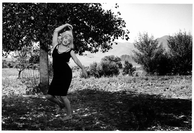 "A little Marilyn Monroe love. Here she is shot by Magnum photographer Inge Morath on the set of ""The Misfits,"" 1960.  viaFantomatik"