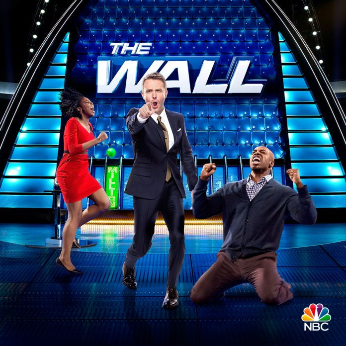 The Wall (NBC-July 11, 2019) The Wall (NBC-July 11, 2019) a TV game show series….