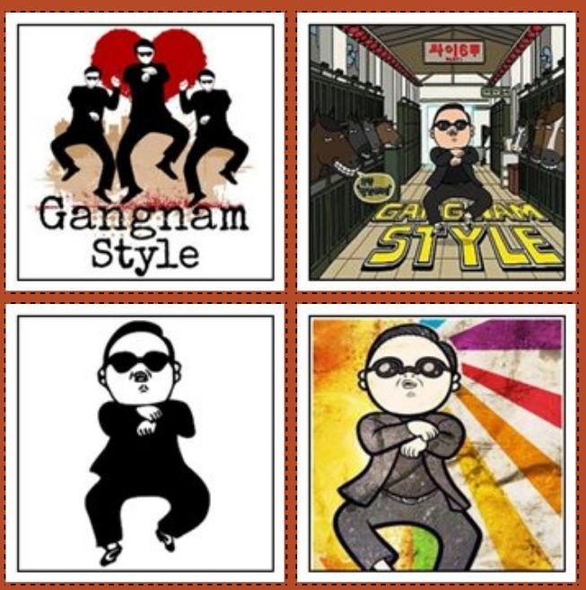 Gangnam Style http://www.pexeso.net/psy-gangnam-style/046DA