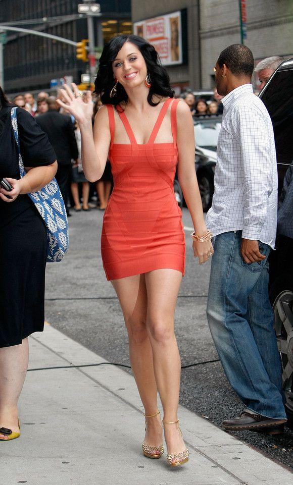 katy perry short dress