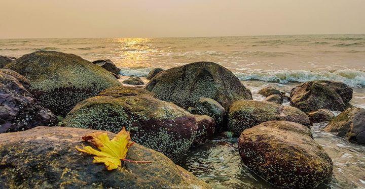 Enjoying the sunset and the lovely waves.   www.clickandsellphotography.com https://plus.google.com/u/0/118315433860084945611/photos?gmbpt=true&fd=1 https://www.instagram.com/edmonton_photo/?hl=en #vancouver #beaches #bc