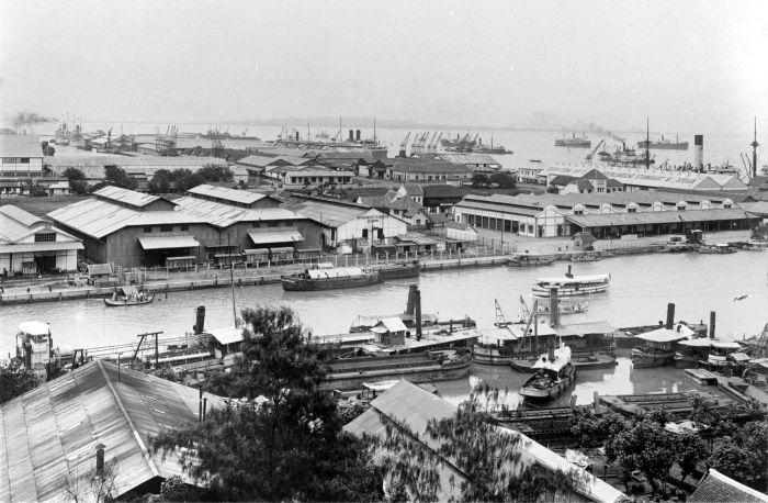 Tandjong Priok Batavia 1926