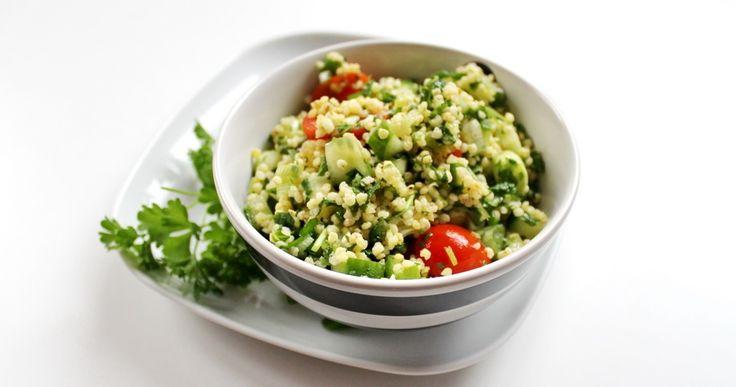 Gluténmentes tabbouleh recept | Pödör