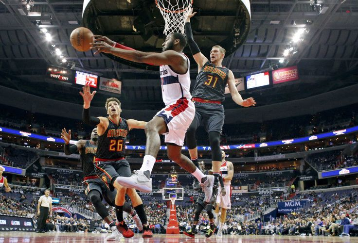 """NBA Today: Wizards, Hawks try to cool one another off = NBA Today complements Keith Smith's """"NBA Yesterday"""" feature, """"The Skip Pass."""" While Keith's feature will emphasize what we """"saw,"""" this will focus on what to look for in the night's upcoming games.  FEATURED GAME….."""