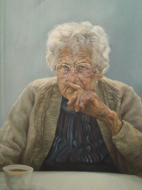 Lee Byford-Daynes-Aunty
