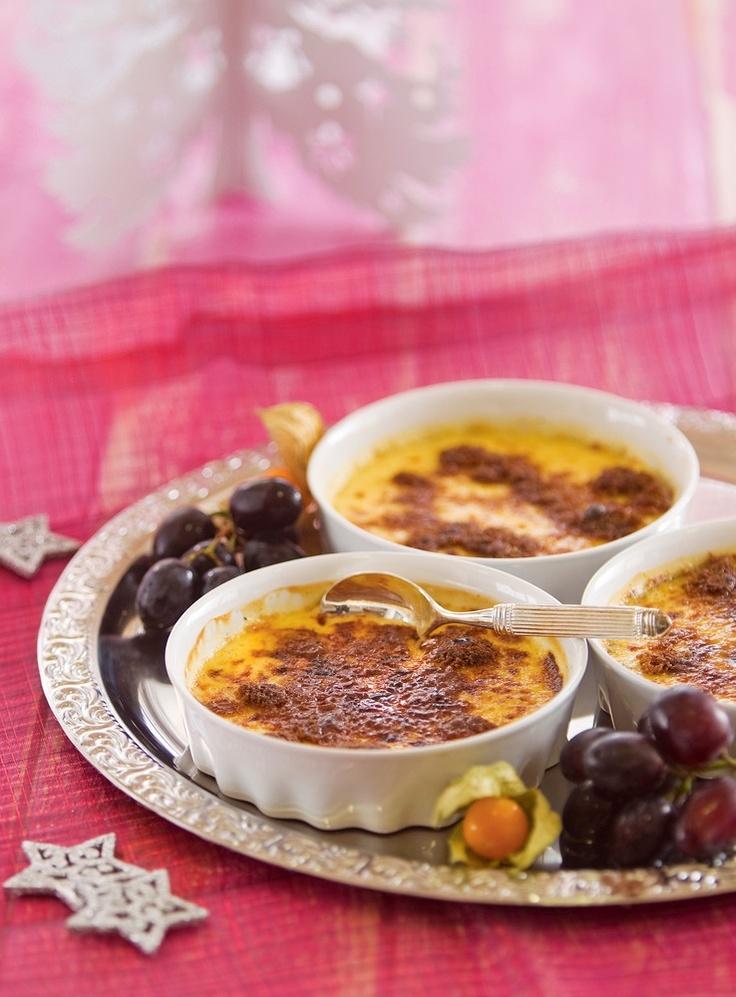 Crème brûlée | K-Ruoka #jäölkiruoka #vanukas