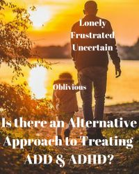 "Often we as parents walk a Lonely path full of Frustration and Uncertainty while our children are Oblivious to our internal struggle.   You have options!!  Check out my FREE Booklet:""Guidelines to Consider before Medicating your Children"""