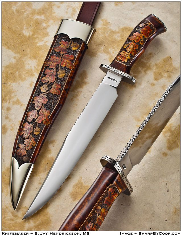 Photos SharpByCoop • Gallery of Handmade Knives - Page 37