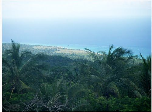 Baucau Beach - Landscape