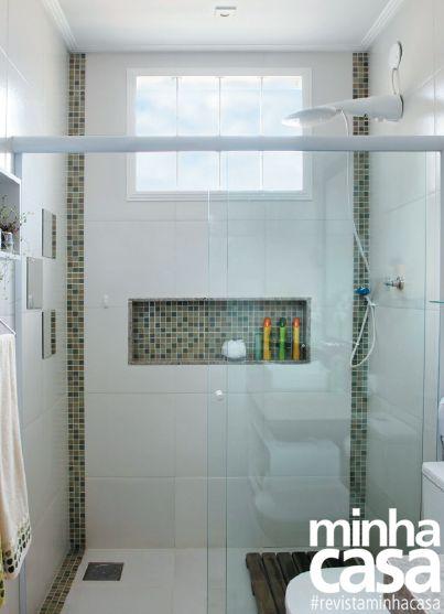 25+ melhores ideias sobre Nicho banheiro no Pinterest  Chuveiro pequeno de -> Nicho Para Banheiro Toalhas