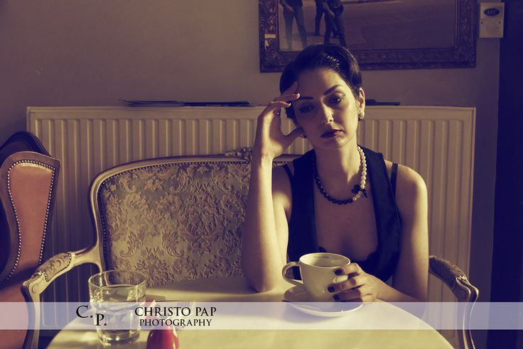 Model Sofia, photo-edit Christo Pap