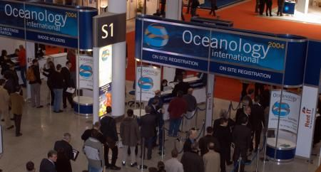 Oceanology 2004 at Excel Centre London - Sponsored by Rent IT #Oceanology #London #ExcelCentre