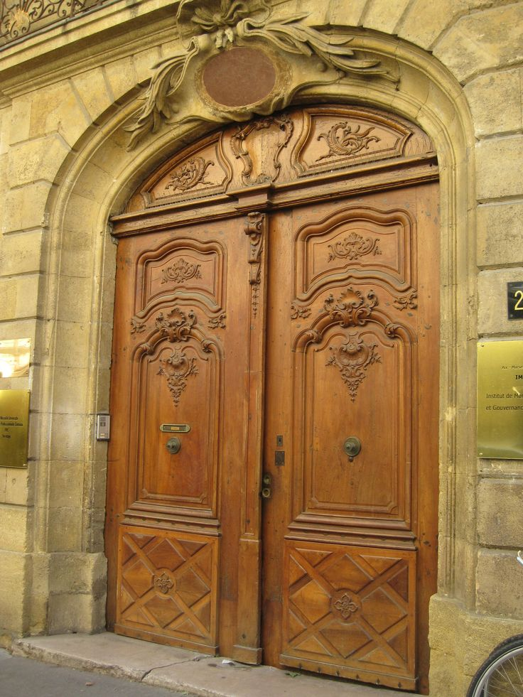 The best images about carved wood doors on pinterest