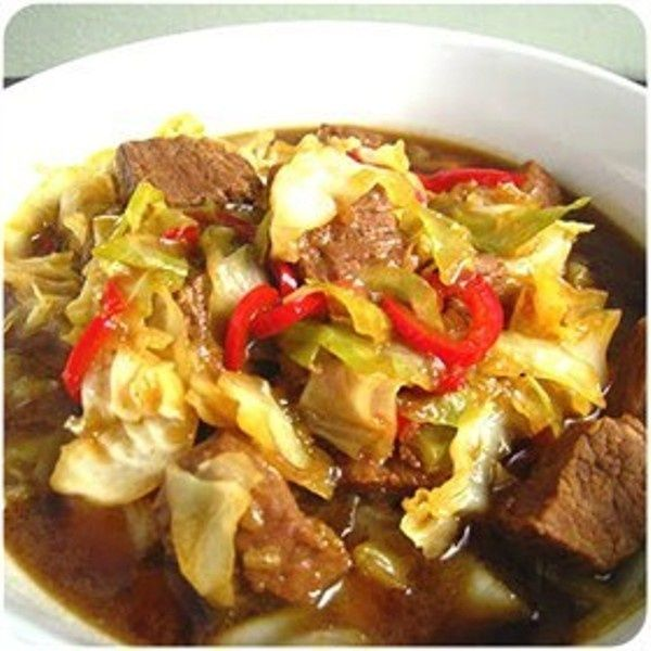 Tongseng from Solo,Indonesia