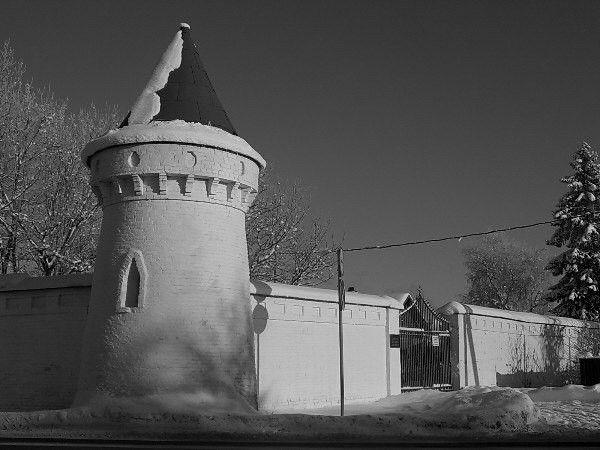 Старая Ладога. Мужской монастырь.