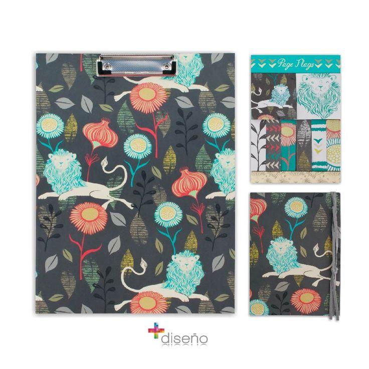 Cuadernos, libretas, tarjetas, diarios, banderas adhesivas y mucho más puedes encontrar en nuestra tienda online www.masdiseno.com