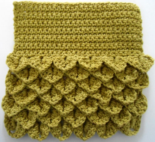 17 Best images about FREE crochet dishcloth/potholder patterns on Pinterest ...