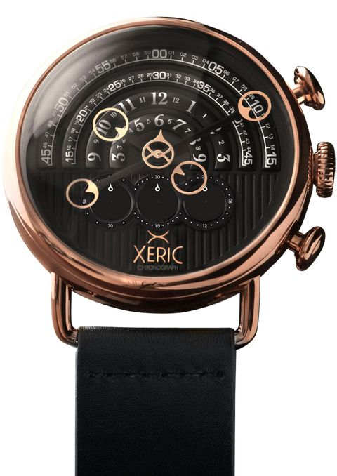 The Xeric Halograph Chrono Rosegold Watch - The Newest Watch from Xeric Watches