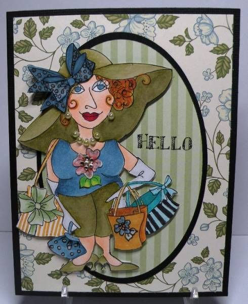 Loralie designs by Ougot2 - Cards and Paper Crafts at Splitcoaststampers