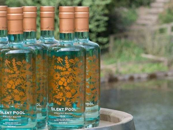 Silent Pool Launches the World's Most Expensive Gin