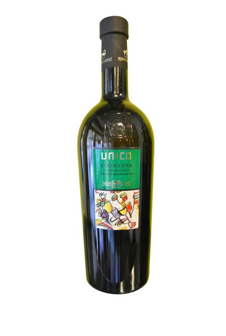 http://www.worldwildwine.com/cat.asp?10_Cococciola-Az-Unico Il vino si presenta con un colore giallo paglierino scarico.  Il naso evidenzia un profumo delicato con note di fiori bianchi primaverili ed  evidenti sensazioni agrumate di pompelmo e limone, che esprimono freschezza e fragranza. Una delicata sapidità, caratterizza la fase gustativa di questo vino che risulta gradevole e intrigante. Ottimo con antipasti e crudi di pesce, primi e secondi a base di pesce, formaggi freschi.