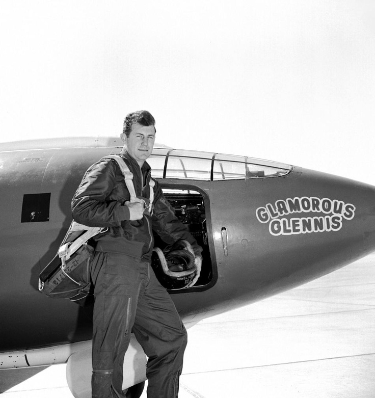 life of chuck yeager as a brigadier general in the united states air force For the past few years each class at the us air force academy has chosen an   made a brigadier general, there were rumors he retired in a huff after  provide a  greater understanding of the the stereotypical fighter pilot life.