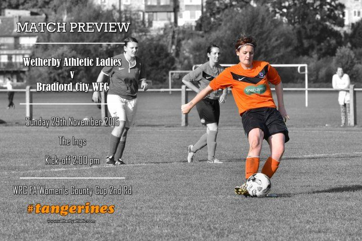 MATCH PREVIEW: Can The Tangerines Overcome The Bantams And The Weather? http://www.wetherbyathletic.com/news/match-preview-bradford-city-wfc-1532871.html