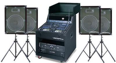 Sing it! - VOCOPRO CLUB-8800 PROFESSIONAL KARAOKE SYSTEM