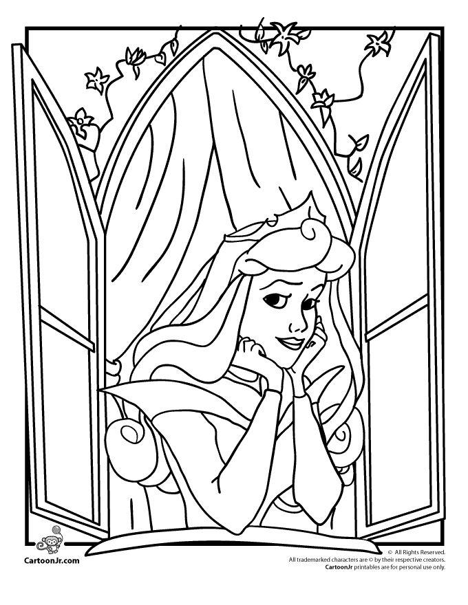 disney princesses coloring page  disney prinzessin