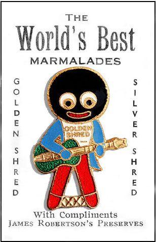 Robertson's Marmalade Golliwog 1966