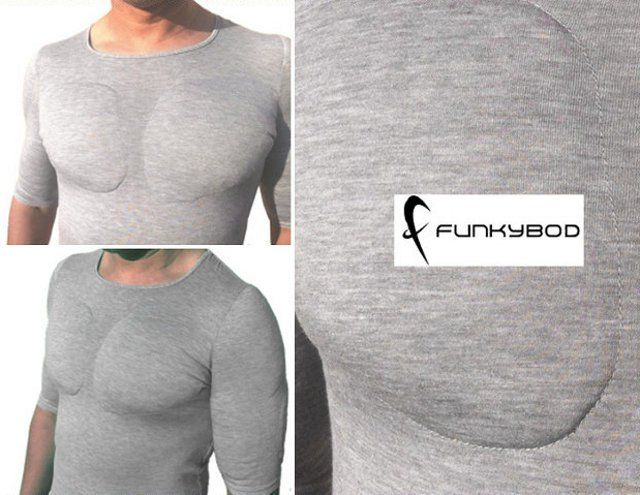 Get This Fake Muscle Undershirt If You Are Too Lazy To Exercise - https://technnerd.com/get-this-fake-muscle-undershirt-if-you-are-too-lazy-to-exercise/?utm_source=PN&utm_medium=Tech+Nerd+Pinterest&utm_campaign=Social