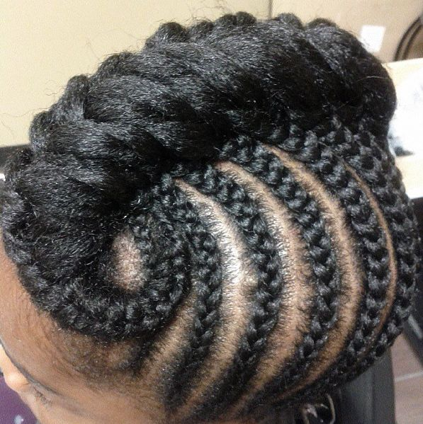 Awesome 1000 Images About Natural Hairstyles For Kids Braids Twists Hairstyle Inspiration Daily Dogsangcom