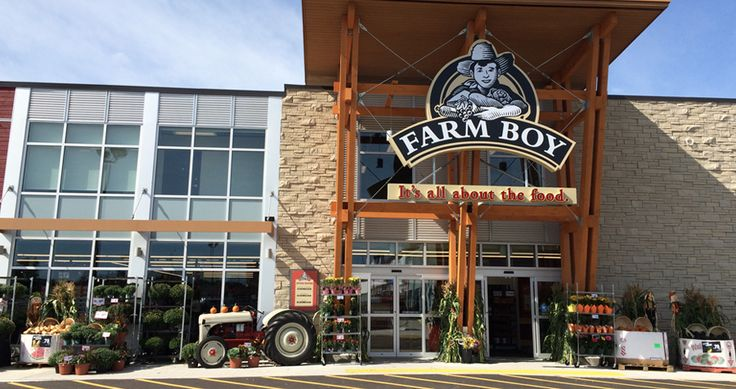 Farm Boy™ Cambridge