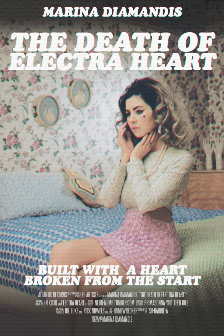I'm Electra, I'm Electra Heart // this would be such a good movie if it was real