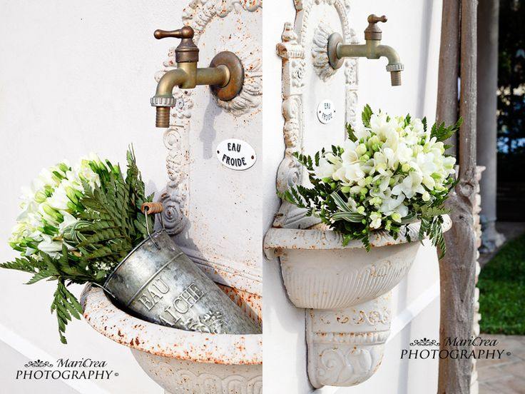 Giardino shabby chic in the garden pinterest shabby flowers and sinks - Shabby chic giardino ...
