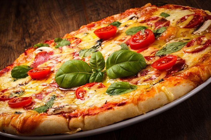 Оригинальные и здоровые рецепты пиццы